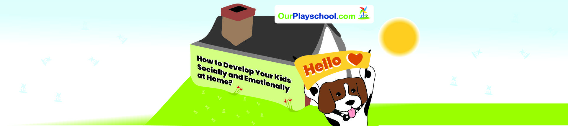 Develop Your Kids Socially and Emotionally