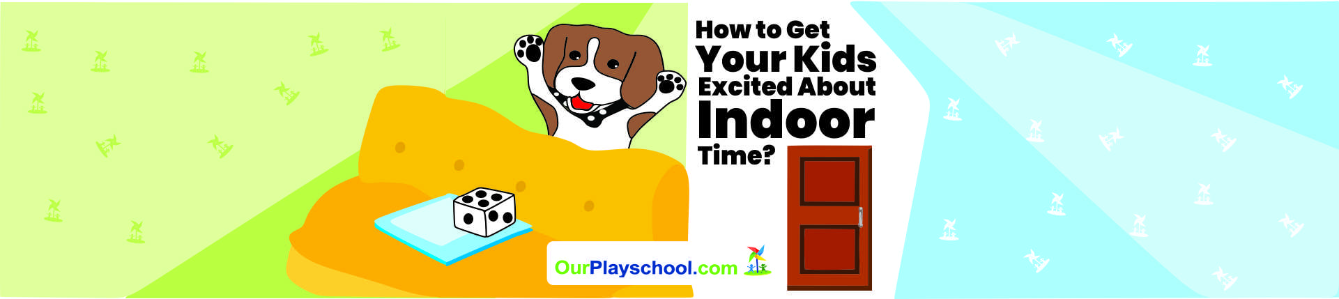Tips to Get Your Kids Excited for Indoor Time