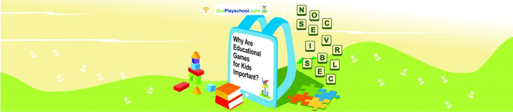 Why Are Educational Games for Kids Important?