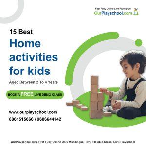 15 Best Home Activities
