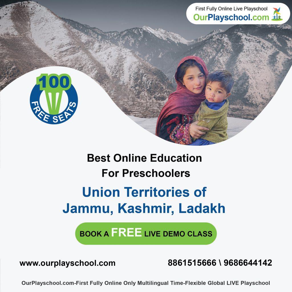 Online Education Programs for Preschoolers