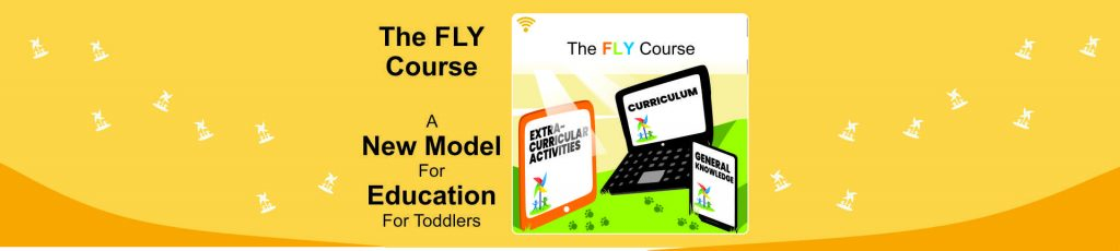 Give Your Kids Wings to Fly : A New Model for Education-Fun & Learning