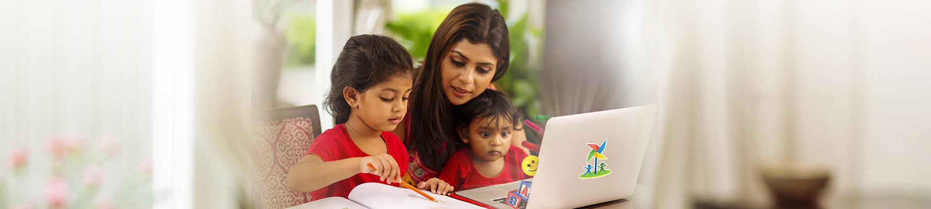 Homeschooling-an-effective-way-to-Teach-Kids